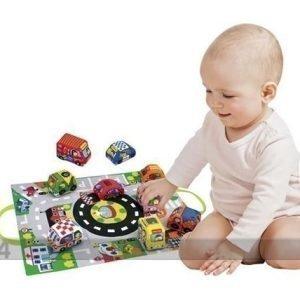 K's Kids Autot Ja Leikkimatto
