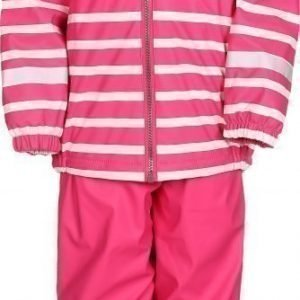 Kuling Outdoor Sadeasu Fleece Stripe Cerise