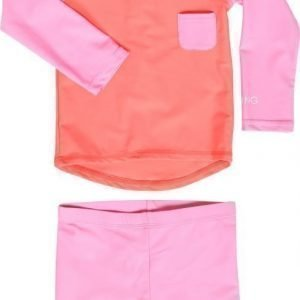 Kuling Outdoor UV-asu Pink