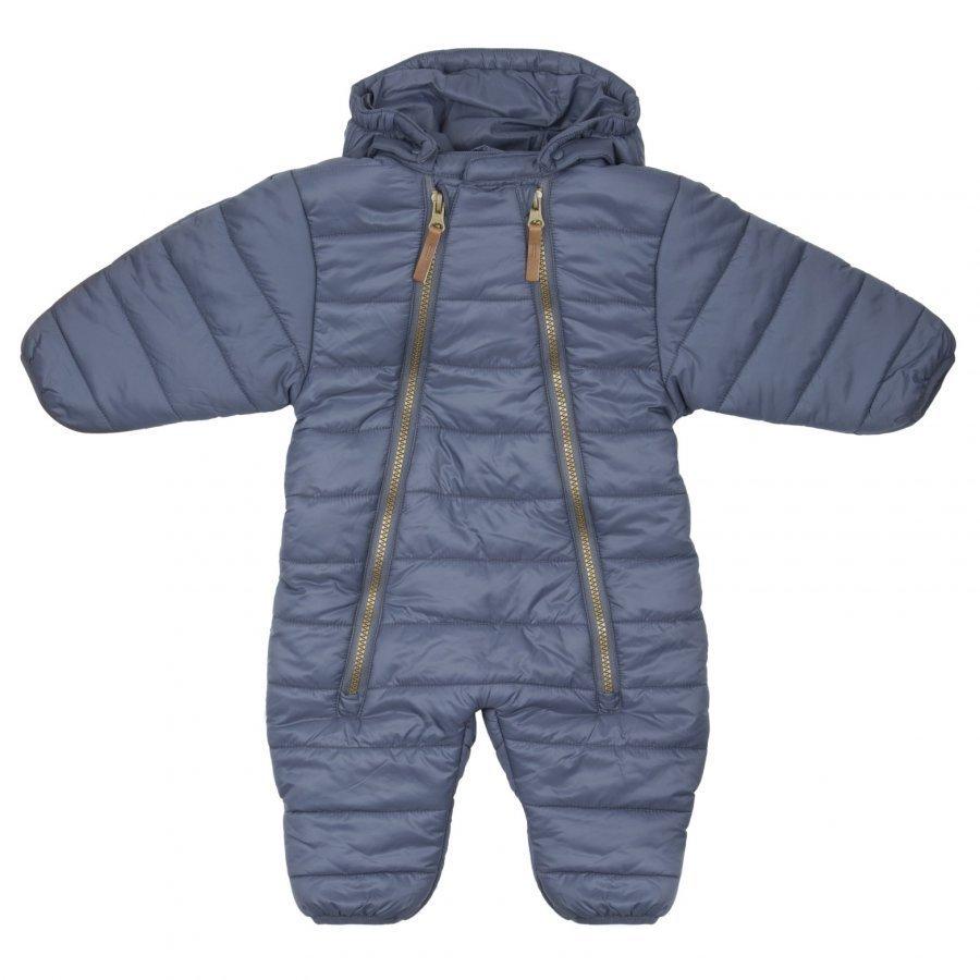 Kuling Trend Babyoverall Dusty Blue Toppahaalari