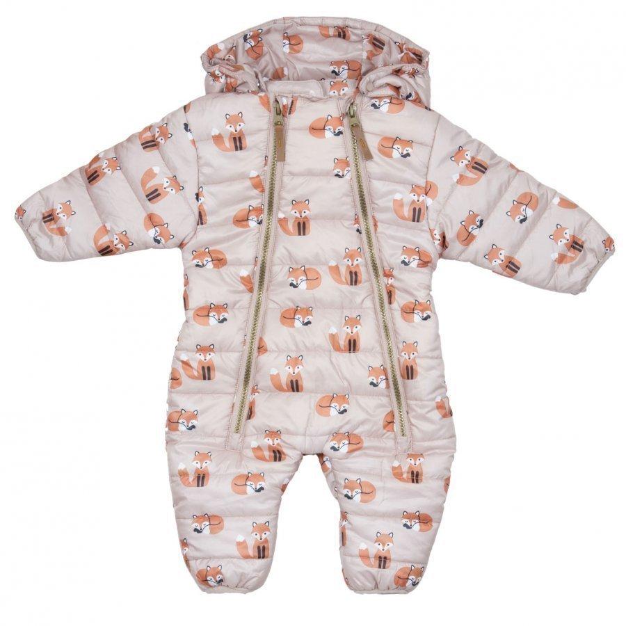Kuling Trend Babyoverall Petite Fox Toppahaalari