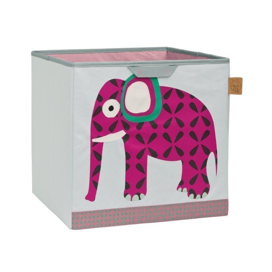 Lässig 4kids Lelulaatikko Wildlife Elephant