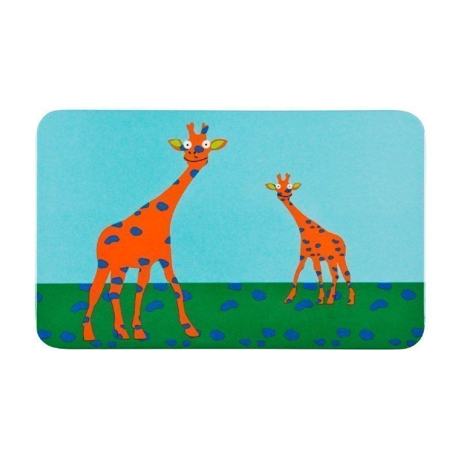 Lässig Aamupala-Alusta Wildlife Giraffe
