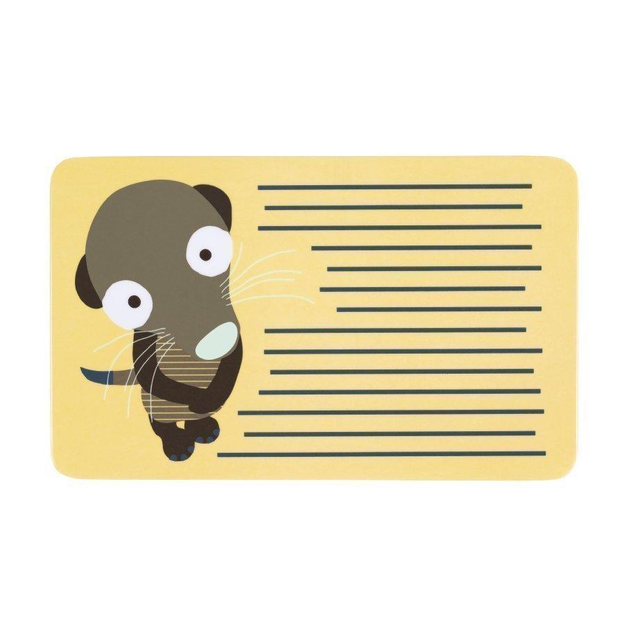 Lässig Aamupala-Alusta Wildlife Meerkat