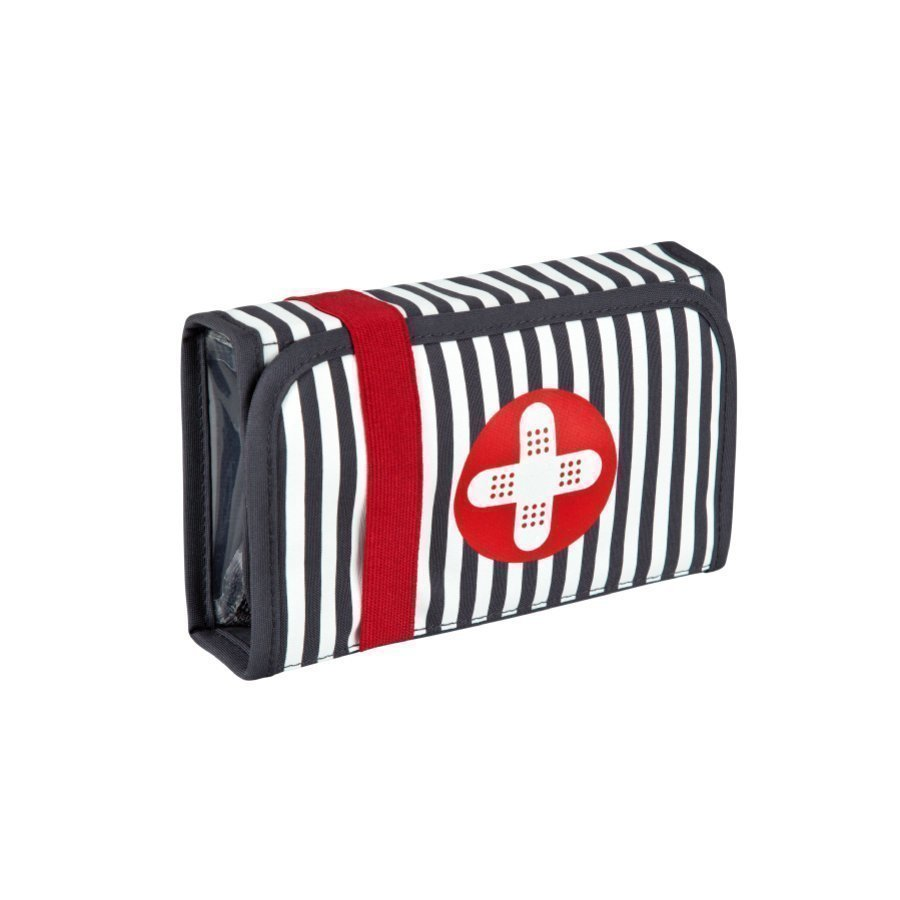 Lässig Ensiapulaukku First Aid Kit Ebony