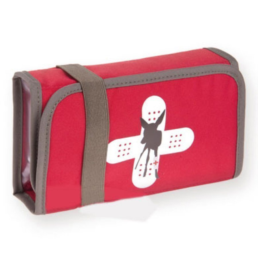 Lässig Ensiapulaukku First Aid Kit Red Deer