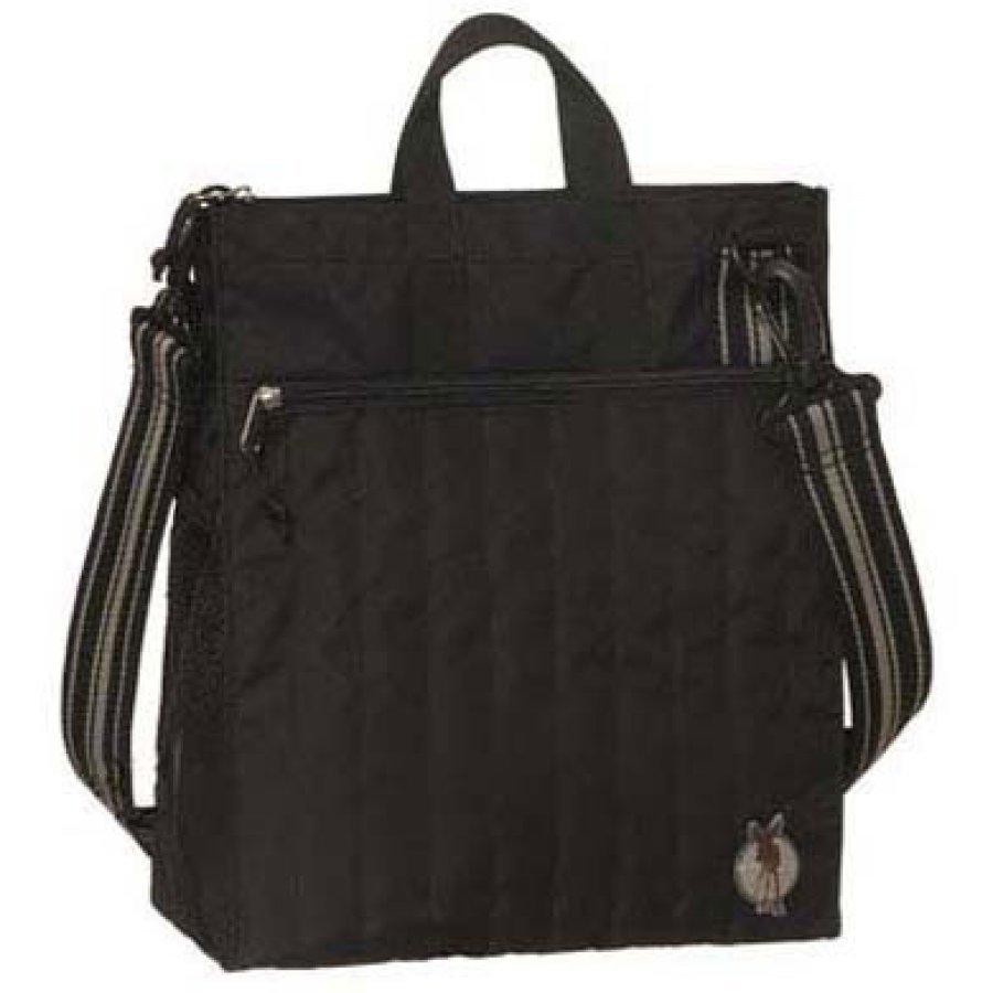 Lässig Hoitolaukku Casual Buggy Bag Solid Black