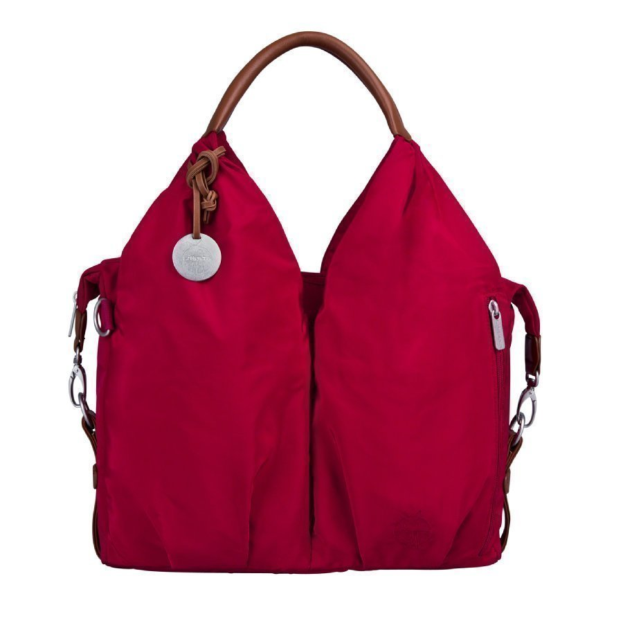 Lässig Hoitolaukku Glam Signature Bag Red