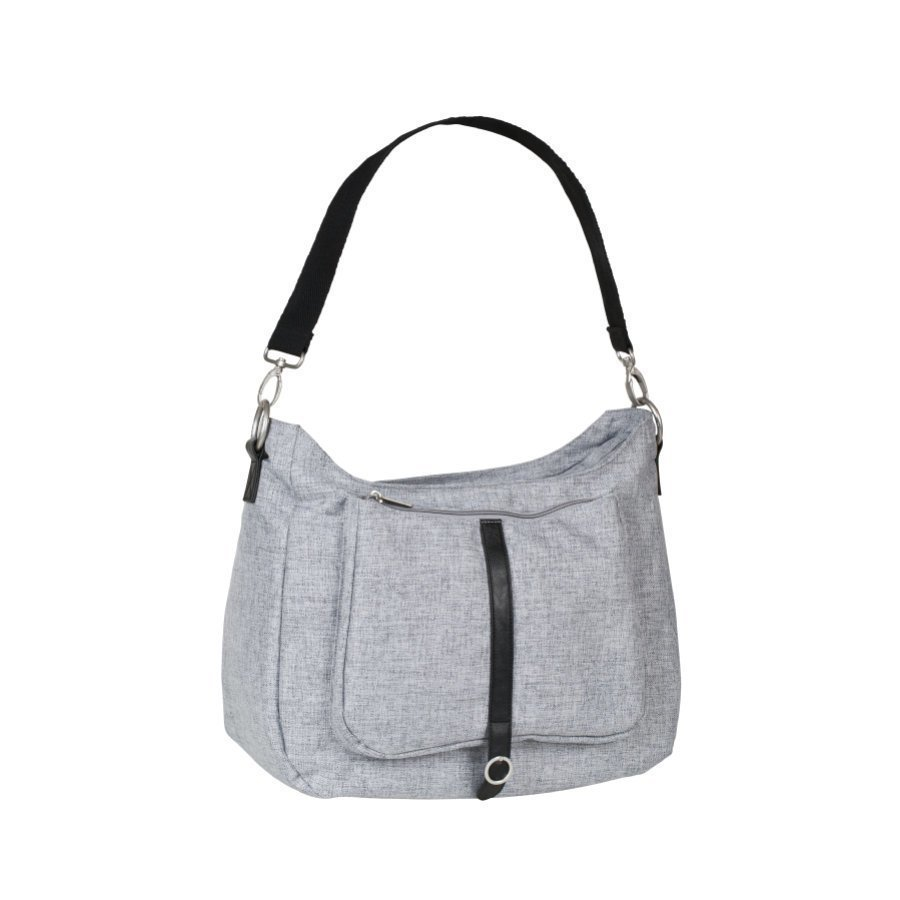 Lässig Hoitolaukku Green Label Shoulder Bag Black Melange