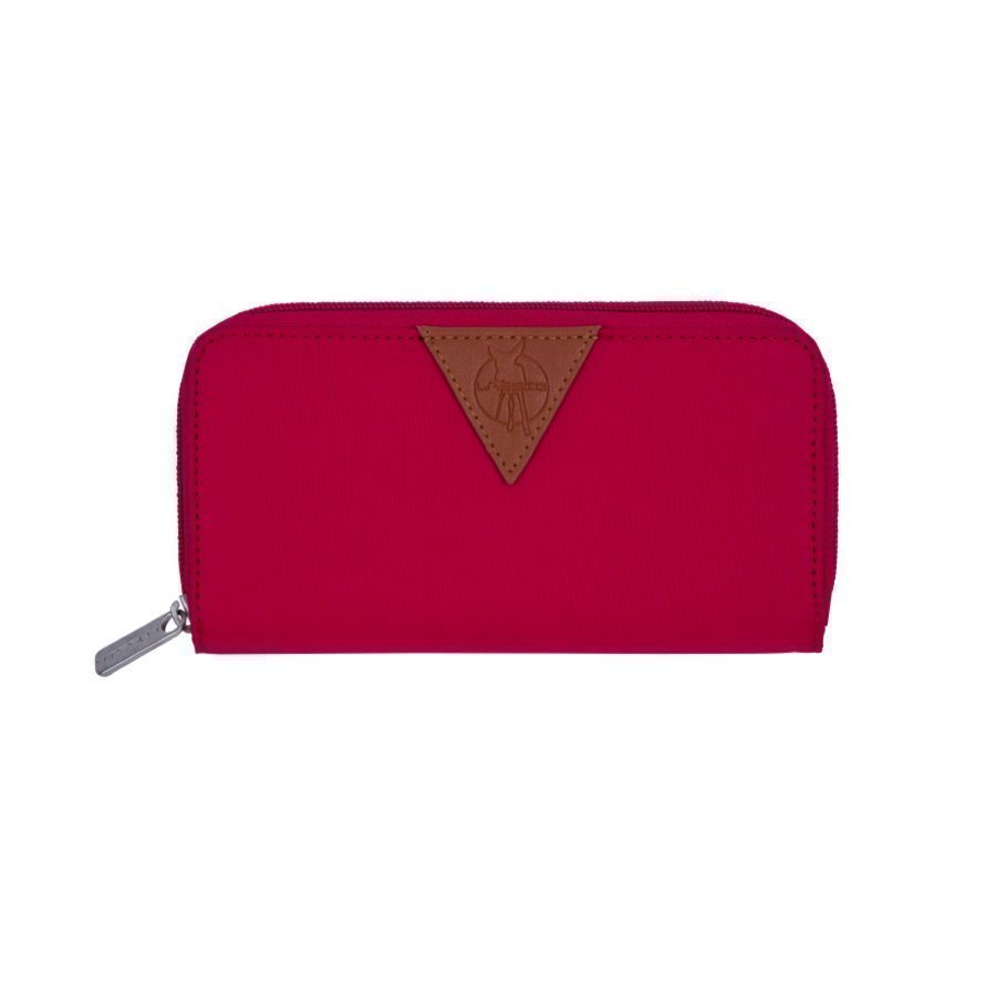 Lässig Lompakko Glam Signature Wallet Red