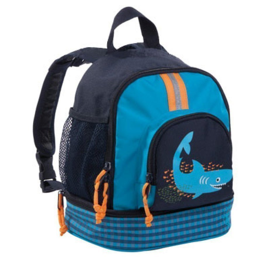 Lässig Minireppu Backpack Shark Ocean