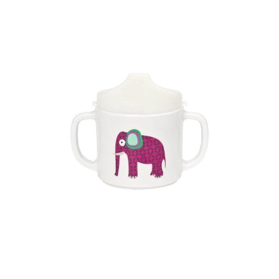 Lässig Nokkamuki Wildlife Elephant Silikoninokka