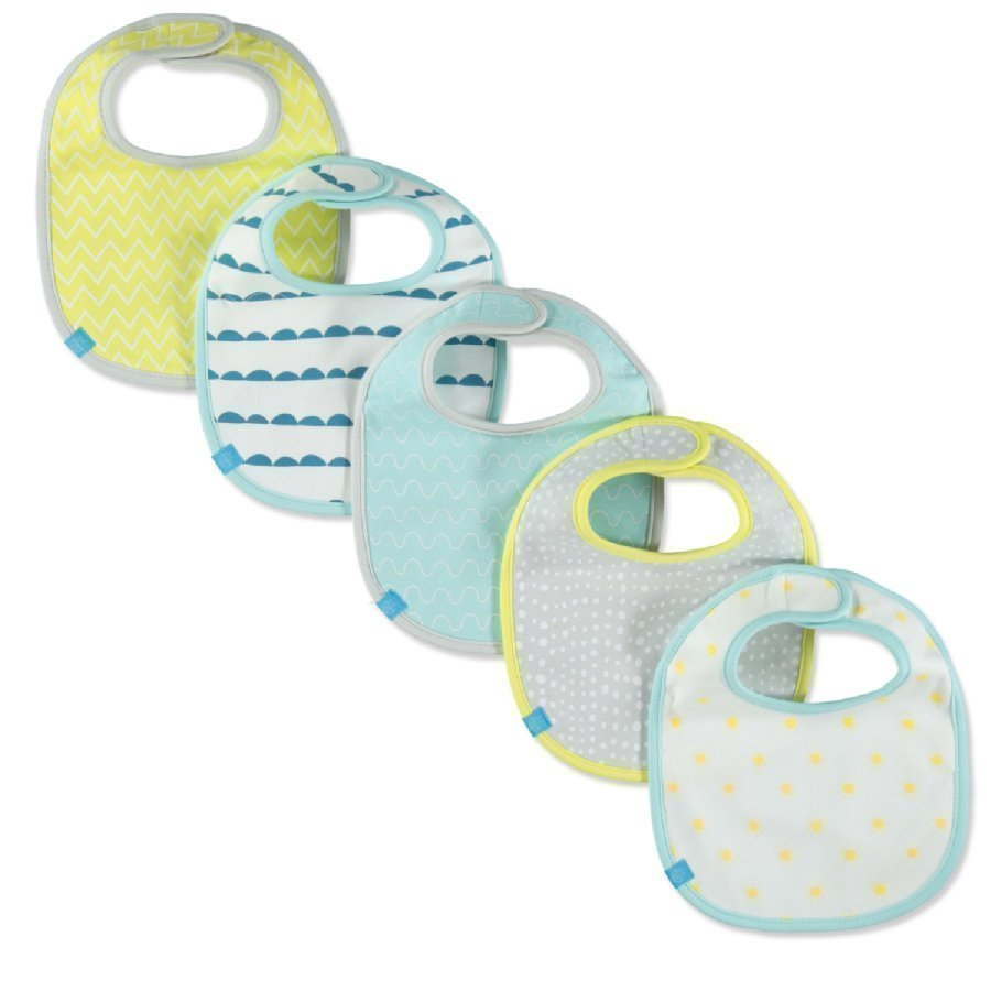 Lässig Ruokalappu Bib Value Pack Summer Dream Boys