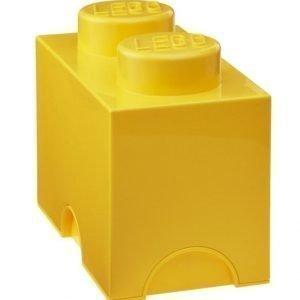 LEGO Säilytyslaatikko 2 Keltainen