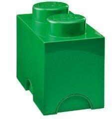 LEGO Säilytyslaatikko 2 Vihreä