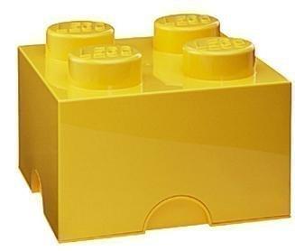 LEGO Säilytyslaatikko 4 Keltainen