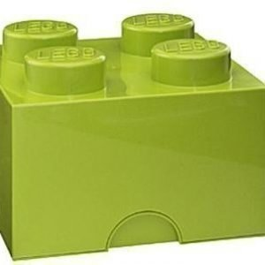 LEGO Säilytyslaatikko 4 Lime