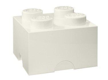 LEGO Säilytyslaatikko 4 Valkoinen