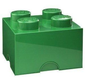 LEGO Säilytyslaatikko 4 Vihreä