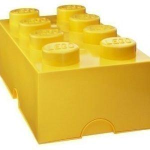 LEGO Säilytyslaatikko 8 Keltainen