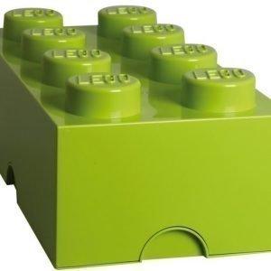 LEGO Säilytyslaatikko 8 Lime