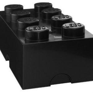 LEGO Säilytyslaatikko 8 Musta