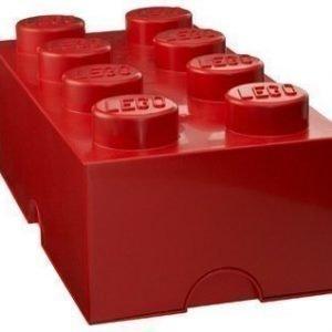 LEGO Säilytyslaatikko 8 Punainen