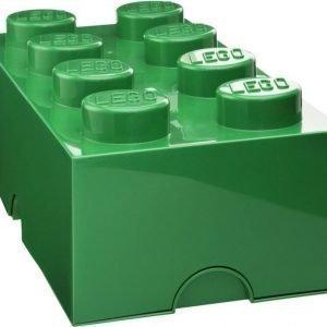 LEGO Säilytyslaatikko 8 Vihreä