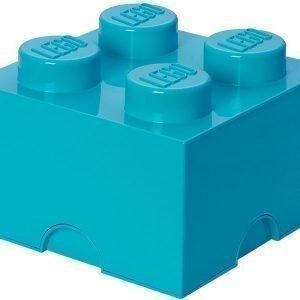 LEGO Säilytysrasia 4 Design Collection Azur