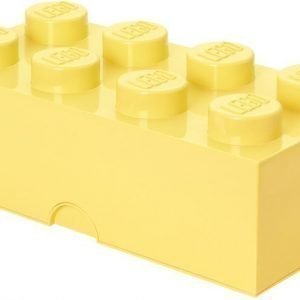 LEGO Säilytysrasia 8 Design Collection Cool Yellow