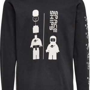 LEGO Wear Collegepusero Tony 711 Black