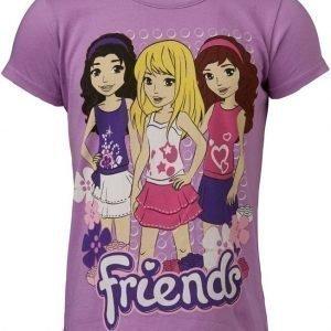 LEGO Wear T-paita Friends Light Purple
