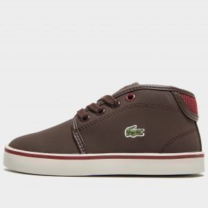 Lacoste Ampthill Infant Ruskea