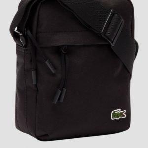 Lacoste Bag Laukku Musta