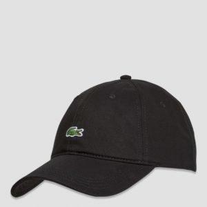 Lacoste Bucket Hat Lippis Musta