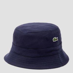 Lacoste Bucket Hat Lippis Sininen