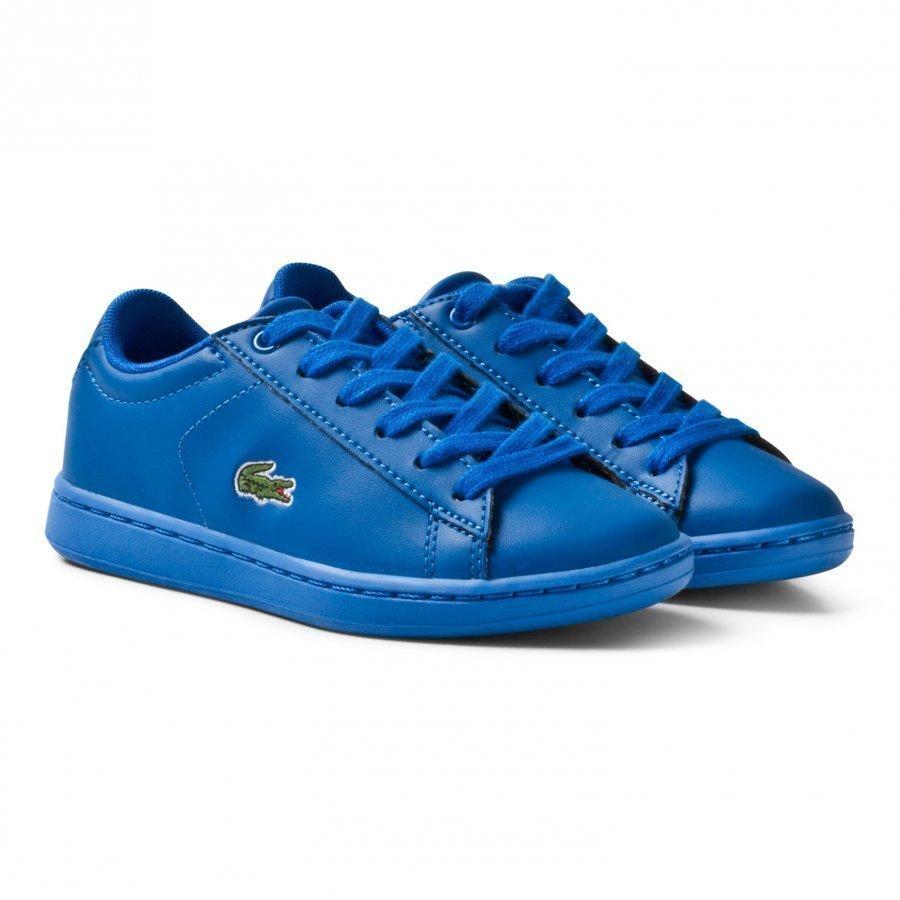 Lacoste Carnaby Evo 317 5 Spc Trainers Blue Lenkkarit