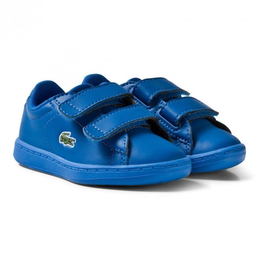 Lacoste Carnaby Evo 317 5 Spi Trainers Blue Lenkkarit