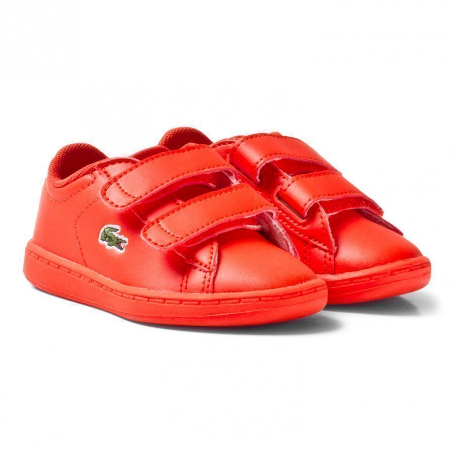 Lacoste Carnaby Evo 317 5 Spi Trainers Orange Lenkkarit