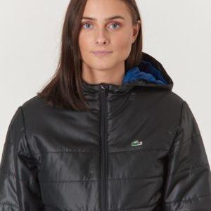 Lacoste Jacket Takki Musta