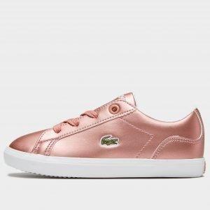 Lacoste Lerond Infant Vaaleanpunainen