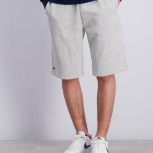 Lacoste Shorts Shortsit Harmaa