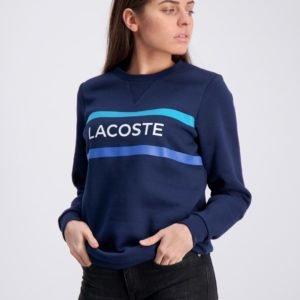Lacoste Sweatshirt Neule Sininen