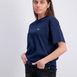 Lacoste T Shirt T-Paita Sininen