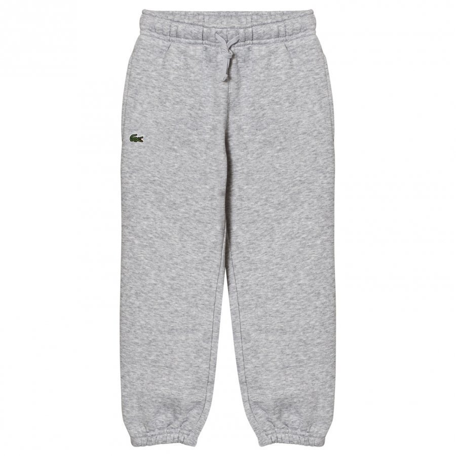 Lacoste Tennis Fleece Trackpants Gray Verryttelyhousut