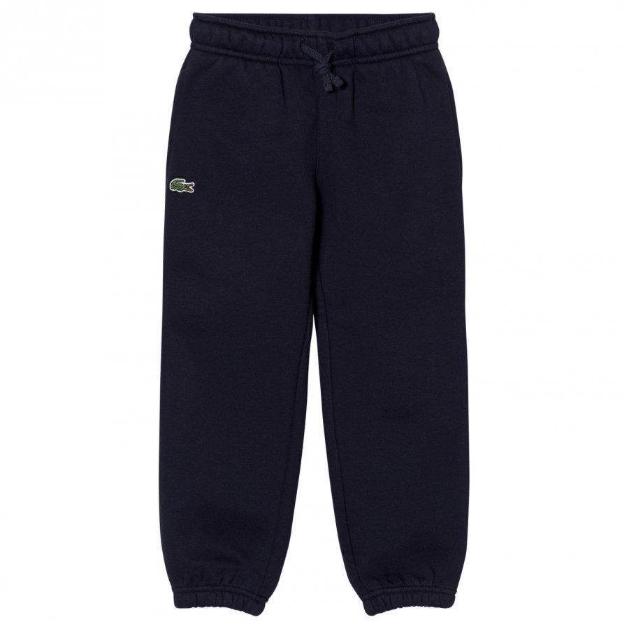 Lacoste Tennis Fleece Trackpants Navy Verryttelyhousut