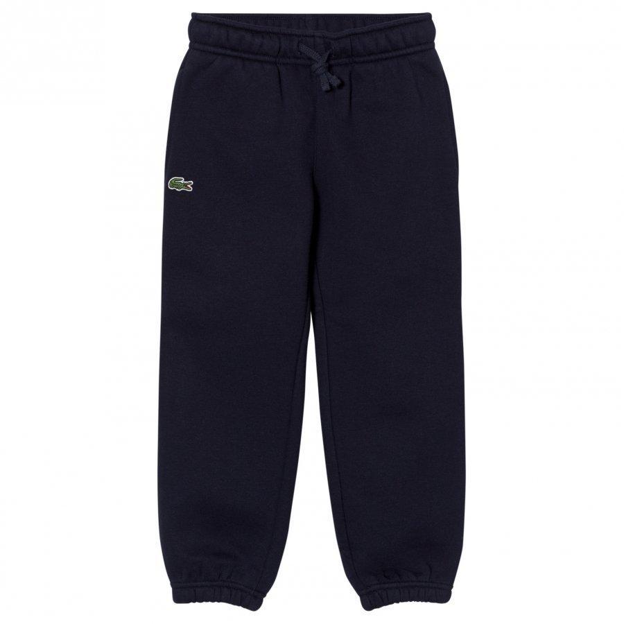 Lacoste Tennis Fleece Trackpants Navy Verryttelyhousut