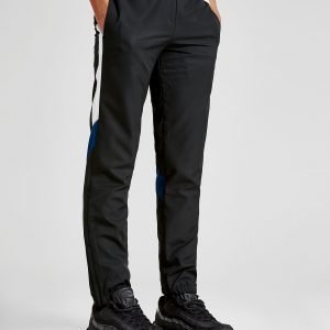 Lacoste Woven Panel Track Pants Musta