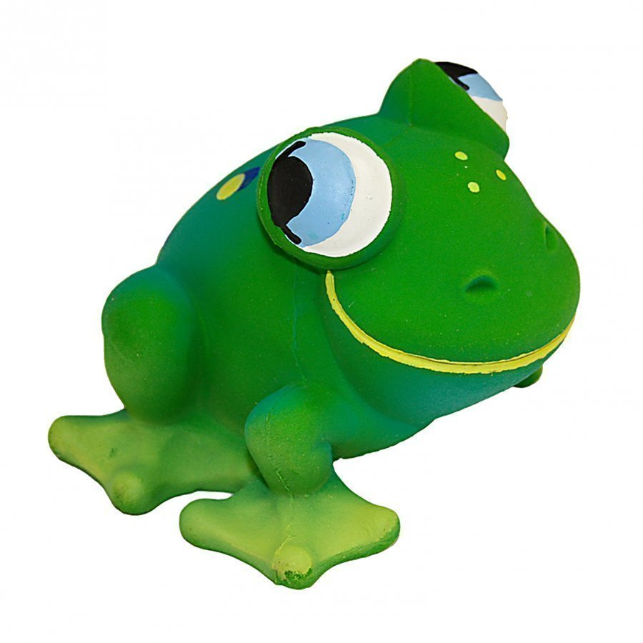 Lanco Frog Natural Rubber Toy Kylpylelu