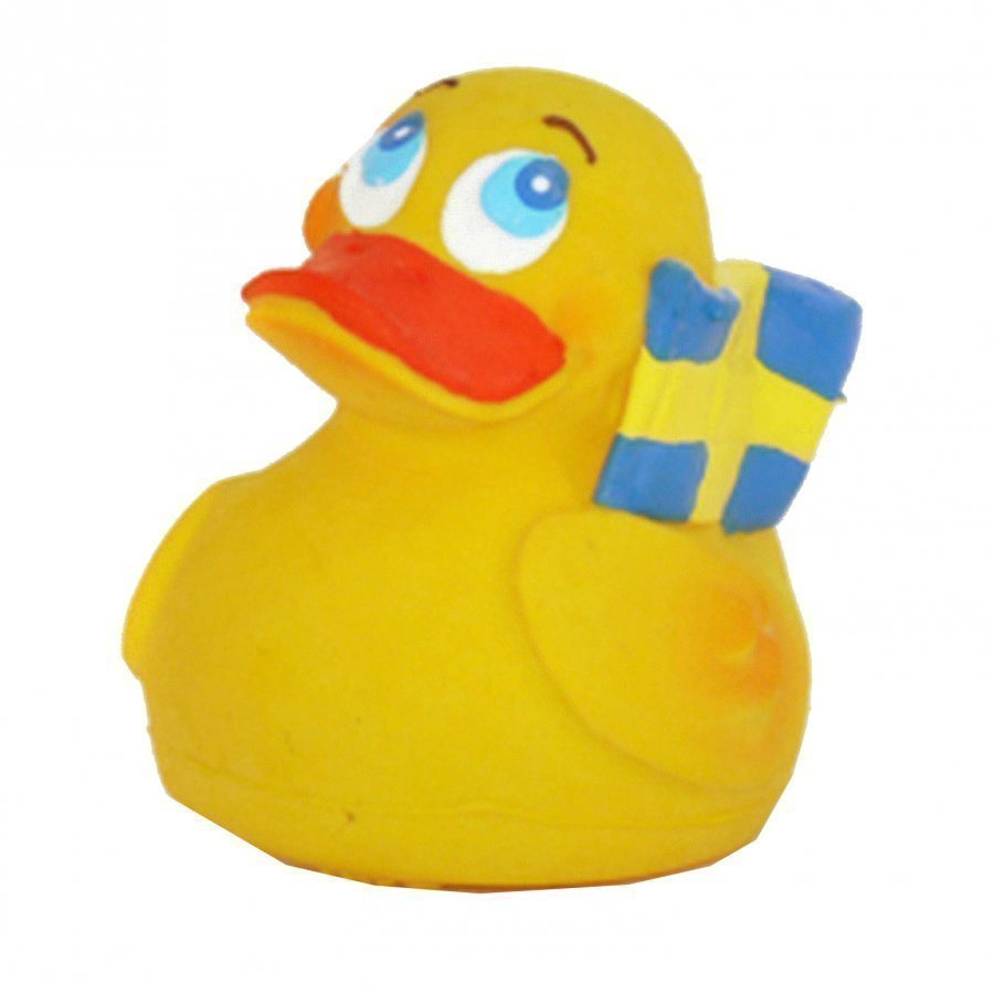 Lanco Swedish Duck Natural Rubber Toy Kylpylelu